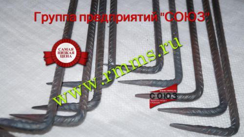 скоба строительная купить в Москве