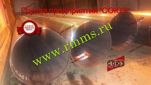Труба электросварная большого диаметра ГОСТ